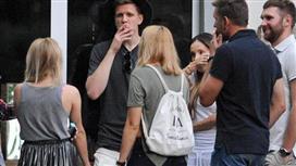 سبب استبعاد تشيزني عن لقاء أتلانتا هو «التدخين» وليست «سداسية» برشلونة